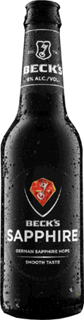 Beck's Sapphire 6 PK Bottles
