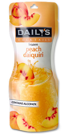 Daily's Frozen Peach Daiquiri