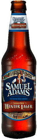 Sam Adams Winter Lager 6 PK Bottles