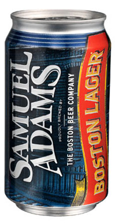 Sam Adams Boston Lager 12 PK Cans