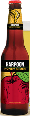 Harpoon Honey Cider 6 PK Bottles