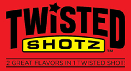Twisted Shotz White Chocolate & Peppermint 4 Pack