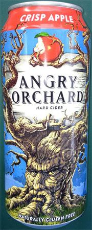 Angry Orchard Crisp Apple 12 PK Cans