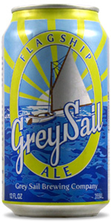 Grey Sail Flagship Ale 6 PK Cans