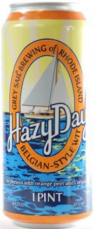 Grey Sail Hazy Day 4 PK Cans