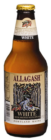 Allagash White Beer 4 PK Bottles