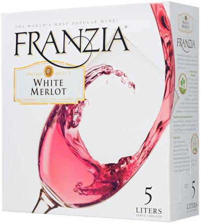 Franzia White Merlot