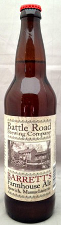 Battle Road Farmhouse Ale