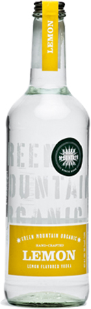 Green Mountain Lemon Vodka