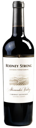 Rodney Strong Estate Cabernet Sauvignon Alexander Valley