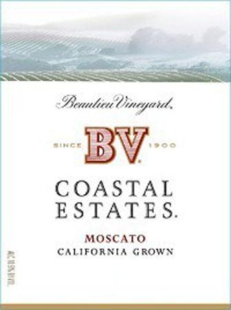 BV Coastal Moscato