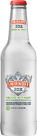 Smirnoff Ice Tropical Fruit 6 PK Bottles