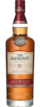 Glenlivet 21 Years