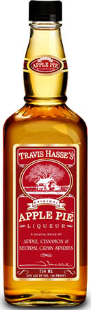Travis Hasse's Apple Pie Liqueur