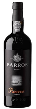 Barros Porto Reserve Tawny