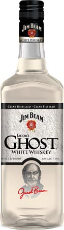 Jim Beam Bourbon Jacob's Ghost