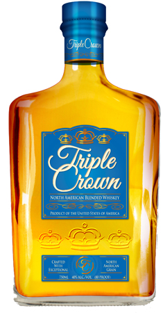 Triple Crown Blended Whiskey