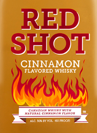 Red Shot Cinnamon Whisky