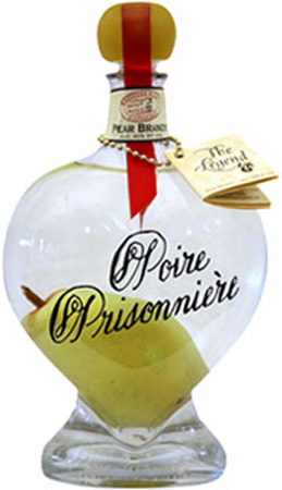 Poire Prisonniere Pear Brandy