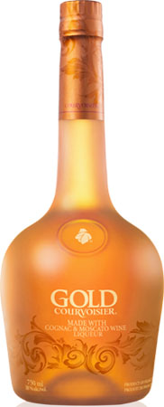Courvoisier Gold Cognac