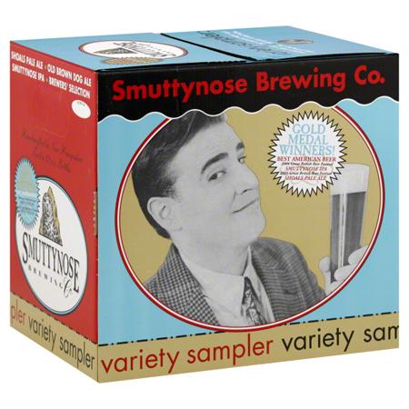 Smuttynose Variety 12 PK Bottles