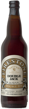 Firestone Double Jack IPA Bottle
