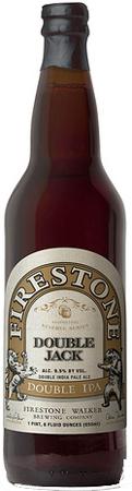Firestone Double Jack IPA Bottle