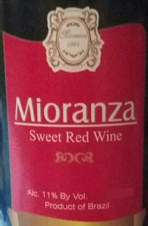 Mioranza Sweet Red
