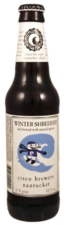 Cisco Brewers Winter Shredder 6 PK Bottles
