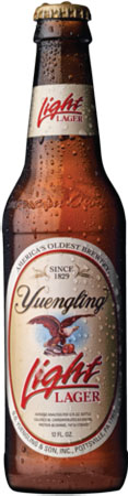 Yuengling Light Lager 6 PK Bottles