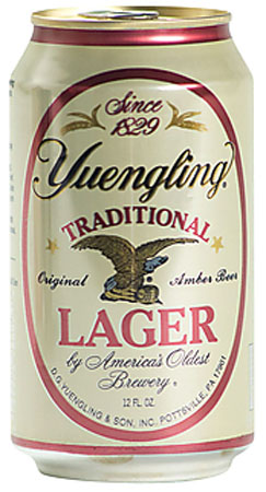 Yuengling Lager 12 PK Cans