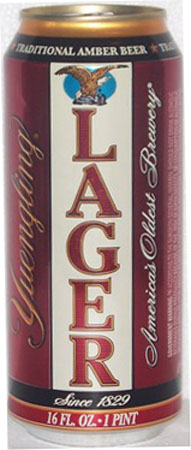 Yuengling Lager 4 PK Cans