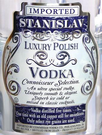 Stanislav Vodka
