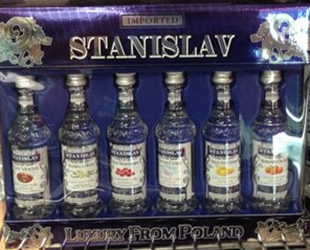 Stanislav Variety Pack Vodka