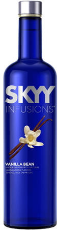 Skyy Infusions Vanilla Bean Vodka
