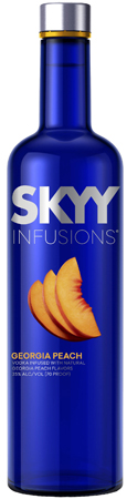 Skyy Infusions Georgia Peach Vodka