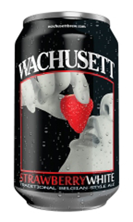 Wachusett Strawberry White 12 PK Cans
