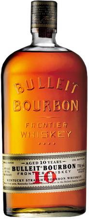 Bulleit Bourbon Whiskey 10 Years