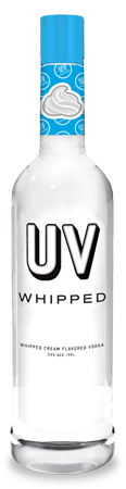 UV Whipped Vodka