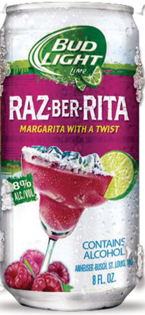Bud Light Lime Raz-ber-rita 12 PK Cans