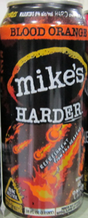 Mike's Harder Blood Orange 4 PK Cans