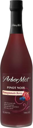 Arbor Mist Pomegranate Berry Pinot Noir
