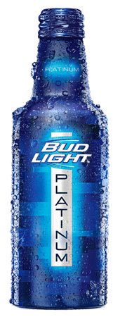 Bud Light Platinum Aluminum 10 PK Cans