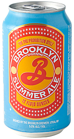 Brooklyn Summer Ale 12 PK Cans