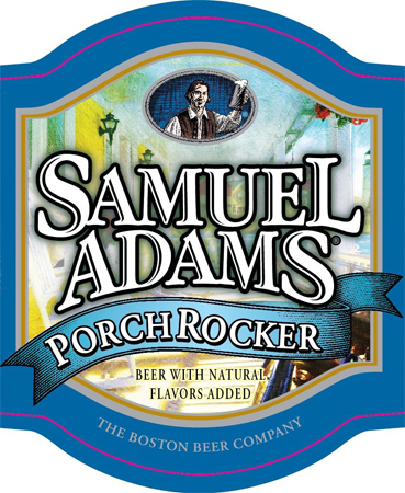 Sam Adams Porch Rocker 12 PK Cans