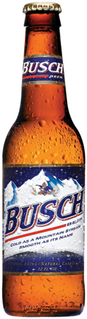 Busch 20 PK Bottles