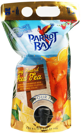 Parrot Bay Long Island Iced Tea