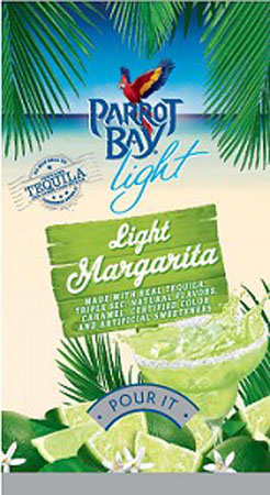 Parrot Bay Light Margarita