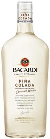 Bacardi Cocktails Pina Colada