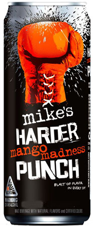Mike's Harder Mango Lemonade 4 PK Cans